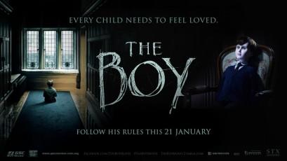 The boy ouverture artcle