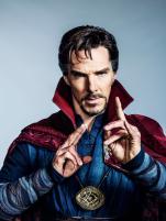 Benedict Cumberbatch - Doctor Strange (vu dans Sherlock)
