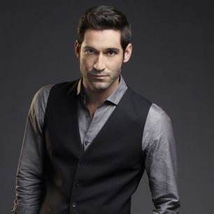 Lucifer -Tom Ellis - (One upon a time, merlin, doctor who)