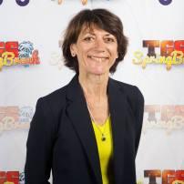 Véronique Augereau - Voix française de Marge Simpson